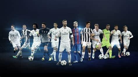 UEFA Champions League positional awards shortlists   UEFA ...