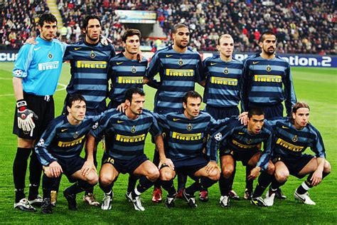 UEFA Champions League Quarter Final: Inter Milan v AC ...