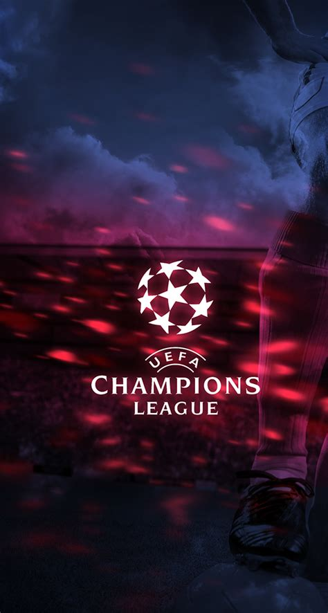 Uefa Champions League VS Series // on Behance