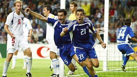 UEFA EURO 2004   História   Grécia República Checa – UEFA.com