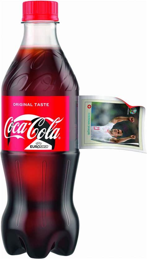 UEFA Euro 2020: Coca Cola bleibt Teil des Panini Albums