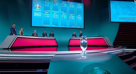 UEFA Euro 2020 draw: Here are the qualifying groups [VIDEO]