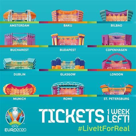 UEFA EURO 2020 INSTAGRAM.COM / #EURO2020 #LiveItForReal ...