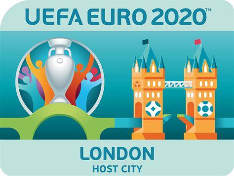 UEFA Euro 2020 Logo Unveiled – Soccer365