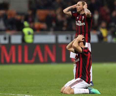 UEFA sanciona al AC Milan y lo excluye de competiciones ...