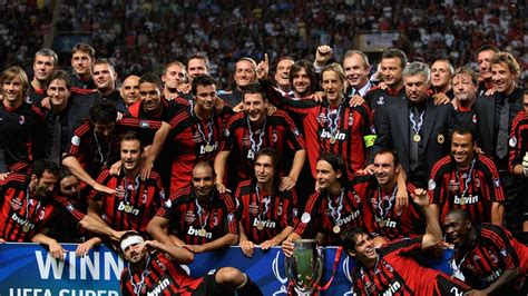 UEFA Super Cup   2007: Milan overcome sombre Sevilla ...