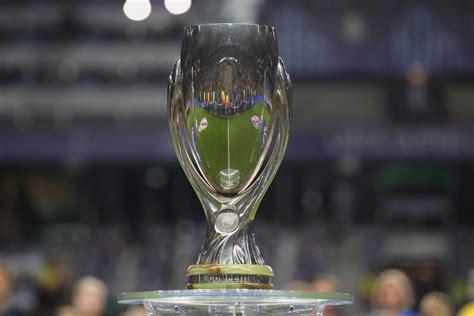 UEFA Super Cup 2019: Liverpool vs Chelsea   When is it ...