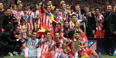 UEFA Süper Kupa Arda ve Emreli Atletico Madrid in