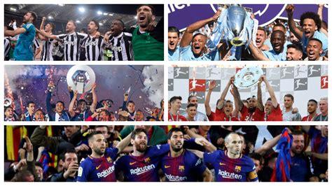 UEFA: The 2018/2019 Champions League is taking shape ...