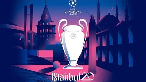 UEFA to unveil 2020 Champions League final logo
