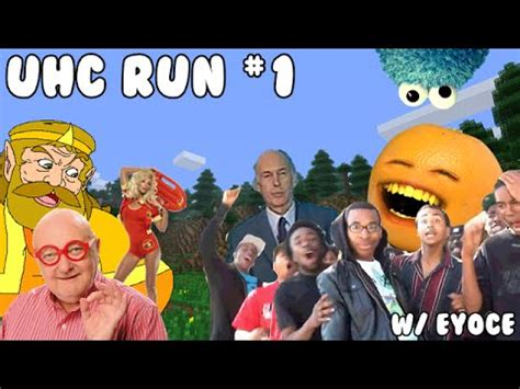 UHC RUN #1 w/ Eyoce   YouTube