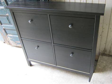 Uhuru Furniture & Collectibles: Black Ikea Shoe Rack   SOLD