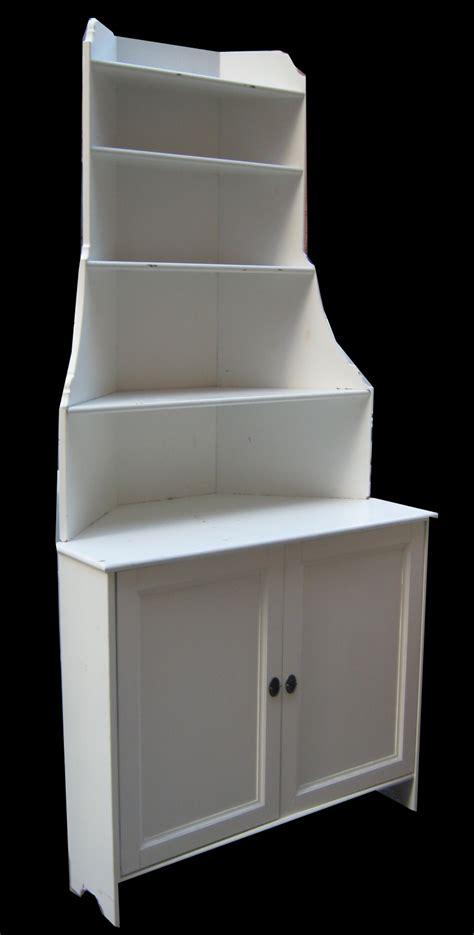 Uhuru Furniture & Collectibles: IKEA Corner Shelving Unit ...