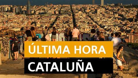 Última hora Cataluña: Rebrotes de coronavirus y últimas ...