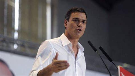 ÚLTIMA HORA | Pedro Sánchez, nuevo presidente del Gobierno ...