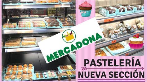 ÚLTIMA NOVEDAD MERCADONA PASTELERÍA Y PANADERÍA   ABRIL ...