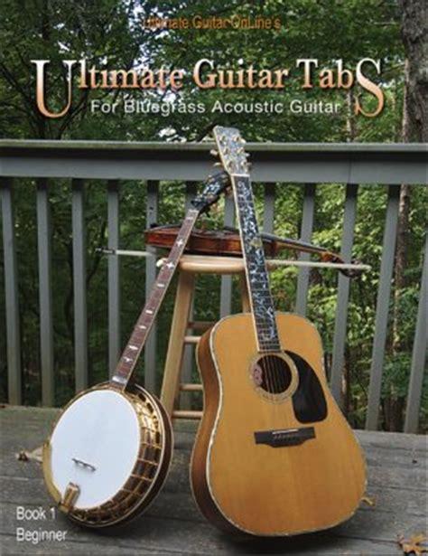 Ultimate Guitar Tab Book