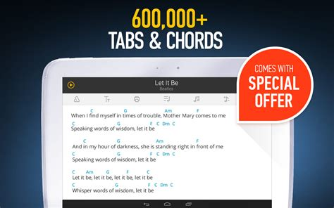 Ultimate Guitar Tabs & Chords   Android Apps on Google Play