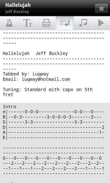Ultimate Guitar Tabs Update 1.7.0   Music News @ Ultimate ...