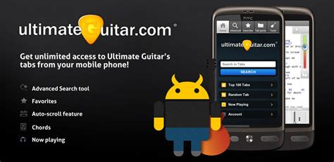 Ultimate Guitar Tabs v1.4.3 Apk For Android   os xp on ...