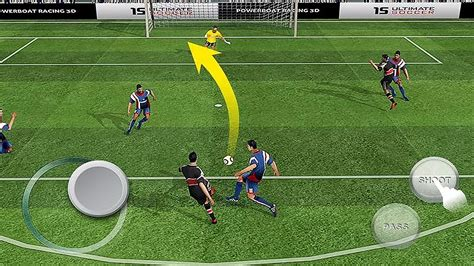 Ultimate Soccer Football   Gameplay Android   YouTube