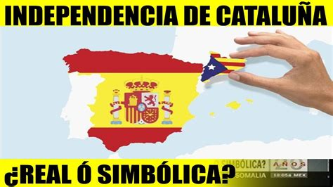 Ultimo analisis, INDEPENDENCIA DE CATALUÑA ¿REAL O ...