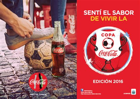 Últimos días de inscripción para la Copa Coca Cola 2016