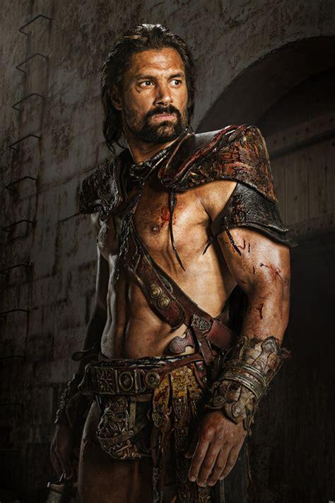 "Un actor din ""Spartacus"" vine la East European Comic Con"
