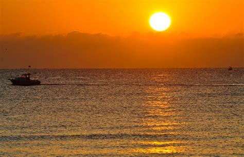 Un amanecer en el Perellonet   fotos de Valencia