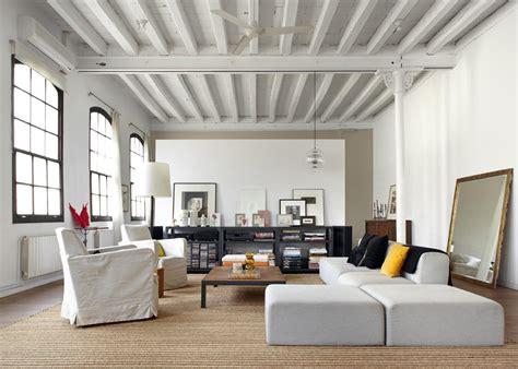 Un auténtico loft que combina lo moderno con lo industrial