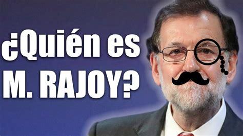 Un banco suizo sabe desde 2013 quién es el misterioso M. Rajoy