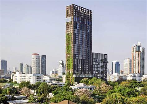 Un buen ejemplo de paredes verdes en Tailandia: IDEO Morph ...