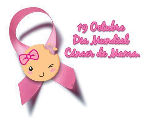 Un día para recordar compartiendo lazos rosa  Cáncer de ...