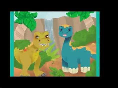 Un dinosaurio de mal humor. Cuentos para niños pequeños ...