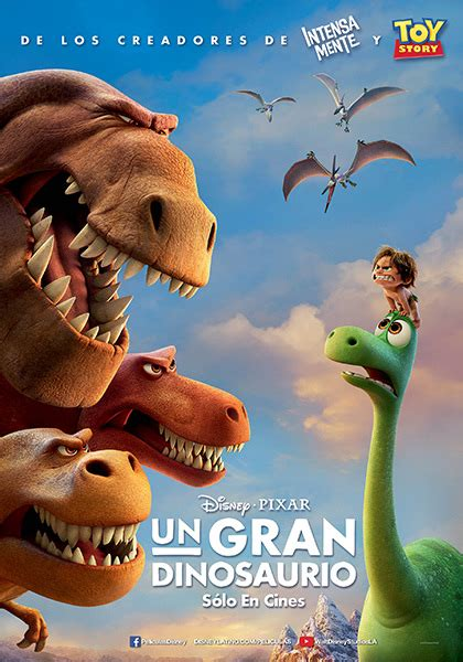 Un gran dinosaurio  2015  Pelicula completa en español ...