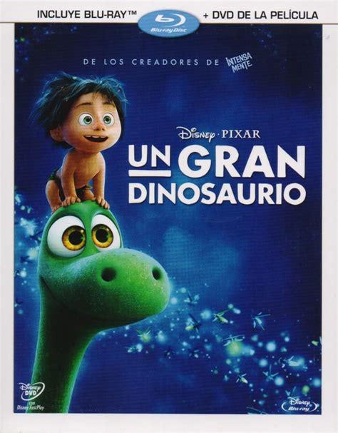 Un Gran Dinosaurio Disney Pixar Pelicula Blu ray + Dvd ...