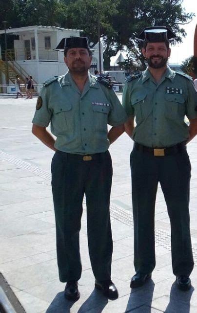 Un guardia civil de Pontevedra, en el dispositivo de ...