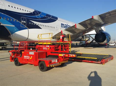 Un handling perfecto para el Airbus 380 – Airport Services