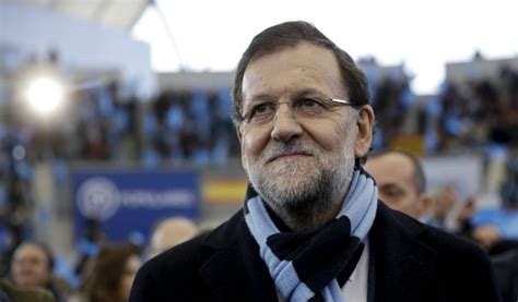Un joven se venga de Rajoy cuatro años más tarde ...