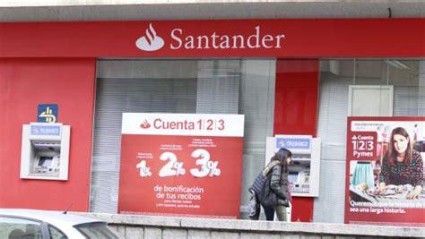 Un juzgado condena al Santander a abonar el impuesto de ...