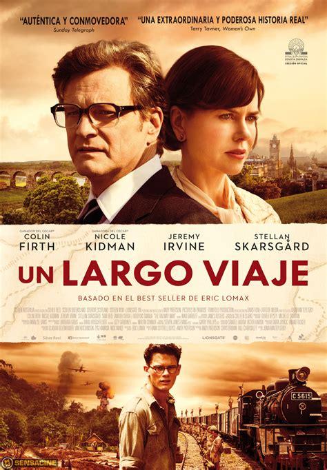 Un largo viaje   Película 2013   SensaCine.com