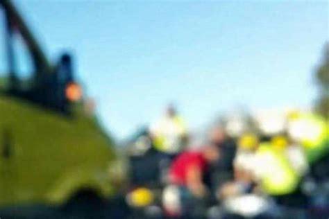 Un motorista falleció anoche tras una colisión frontal en ...