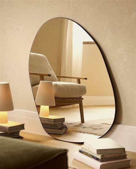Un original espejo irregular en 2020 | Espejos en la sala ...