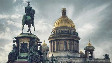 Un paseo por el San Petersburgo más revolucionario