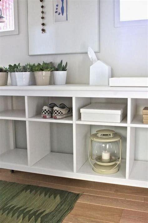 Un recibidor decorado con muebles de ikea   Paperblog