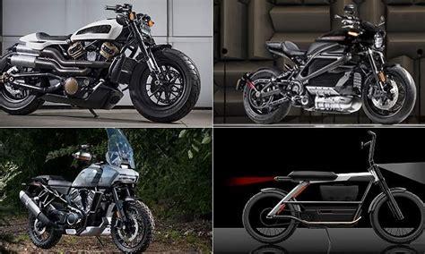 Un vistazo a las nuevas motos que lanzará Harley Davidson ...
