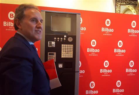 Una App permite gestionar la zona azul de Bilbao desde el ...