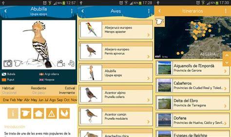 Una  app  permite identificar más de 550 aves por su ...