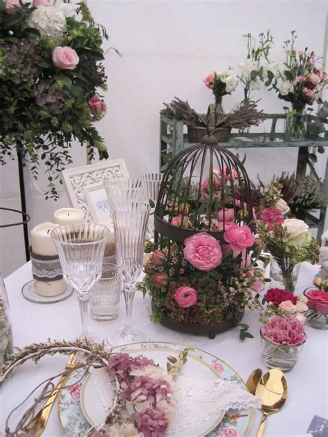 Una boda Vintage   Las bodas de Tatín