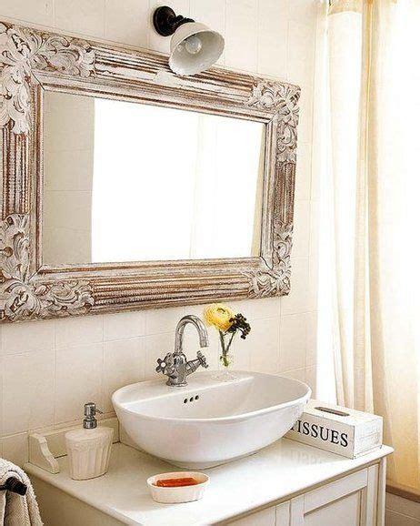 Una casa con jardín para el verano   Espejos para baños ...